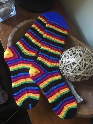 Tega's Socks
